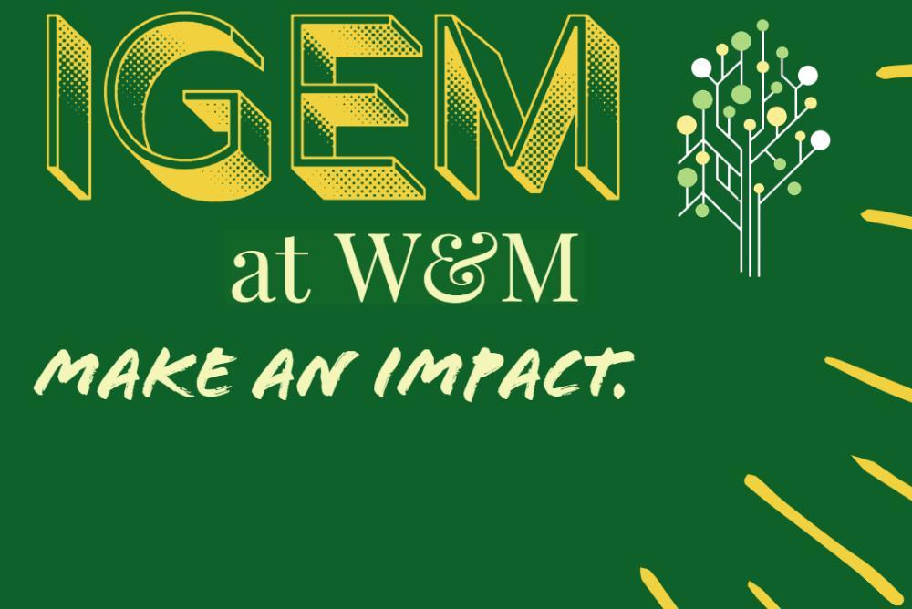 W&M iGEM logo