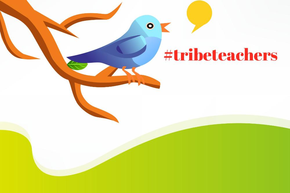 #tribeteachers