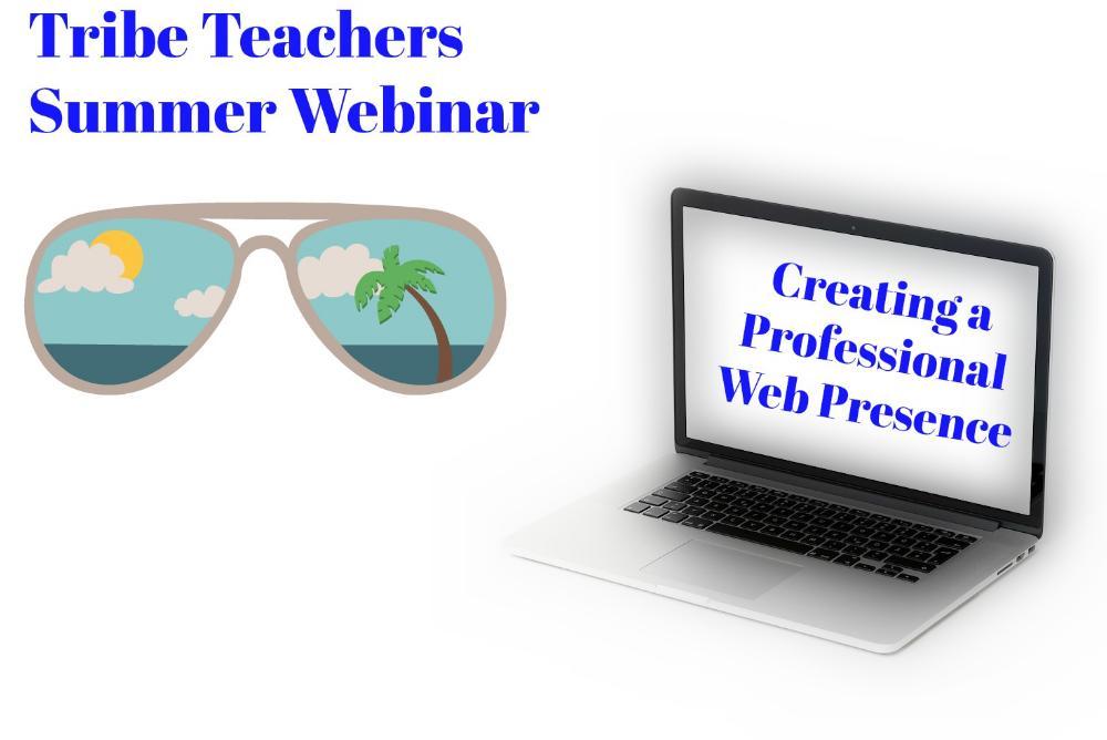 creating a professional web presence