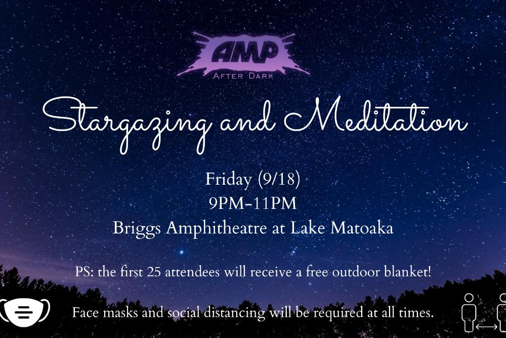 AMP / Stargazing and Meditation