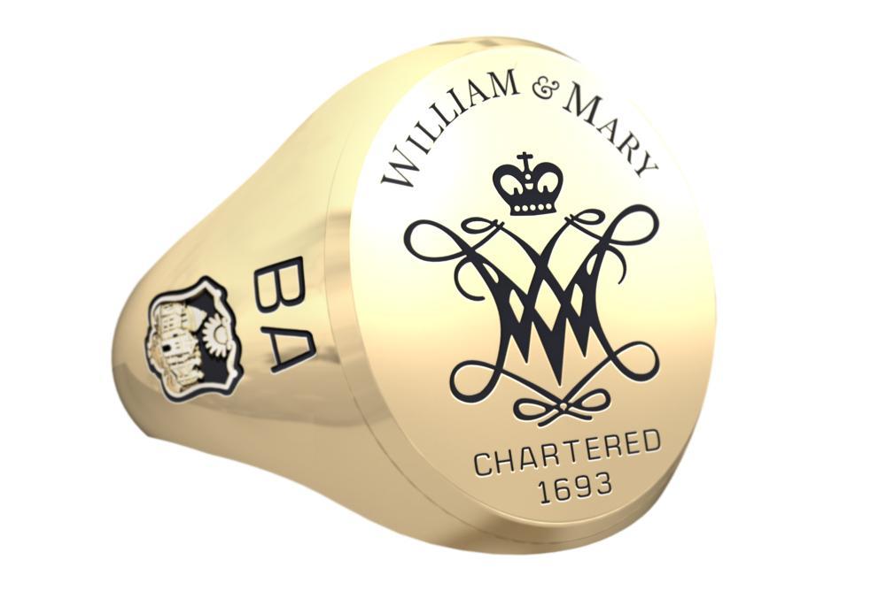 W&M Class Ring