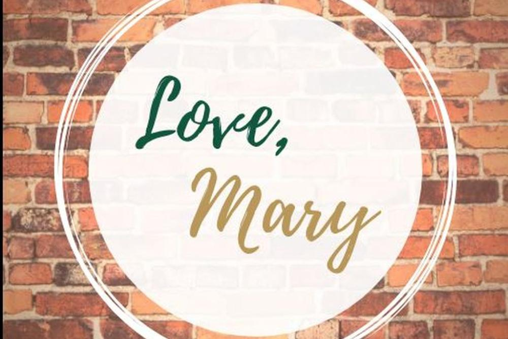 Love, Mary Event Logo