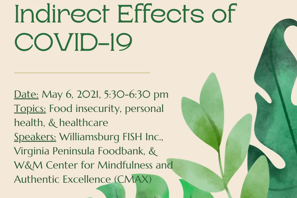Panel on the Indirect Effects of COVID-19