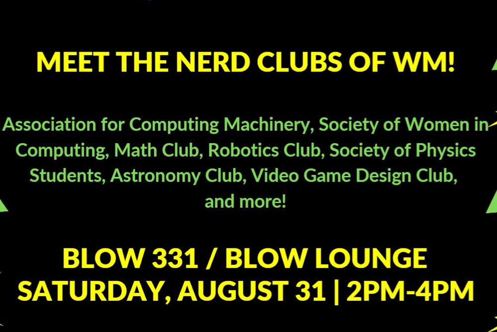 Meet the Geeks- Blow 331/Blow Lounge, Saturday August 31 2pm-4pm
