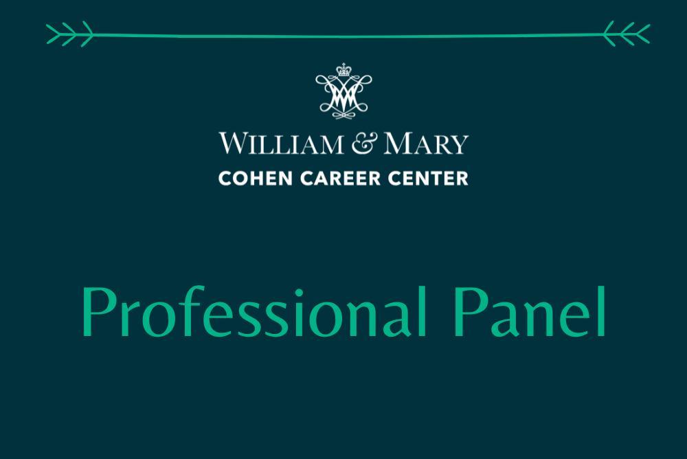 Cohen Professional Panel