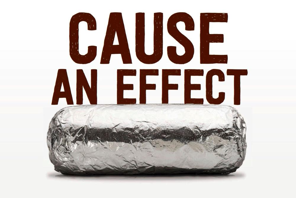 Support DPO on 9/10/17 by eating at Chipotle between 5-9 PM.