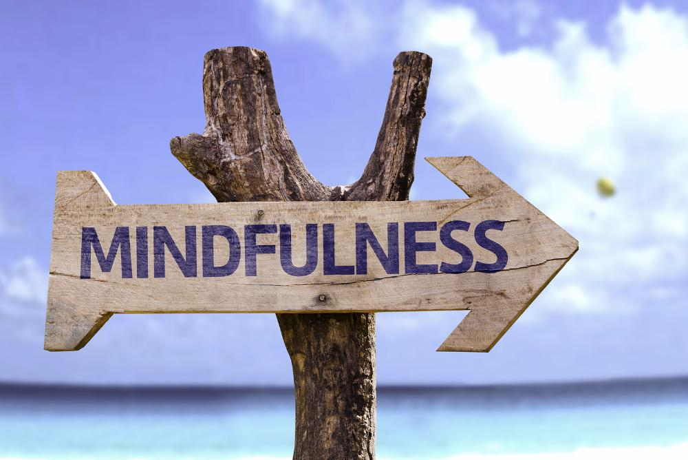 Practice mindfulness this midterm season!