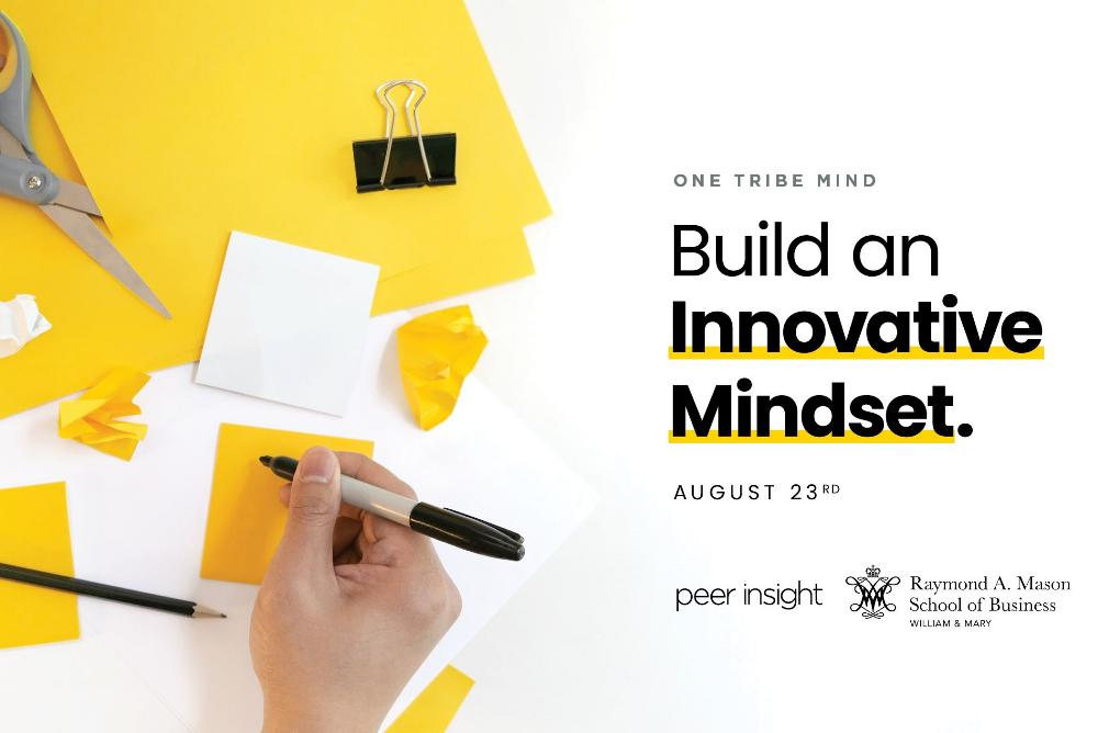 One Tribe Mind: Build an Innovative Mindset