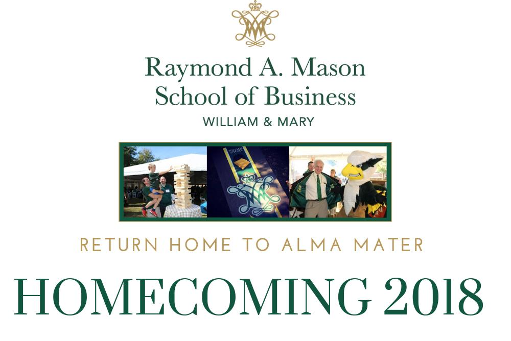 Business School Homecoming 2018