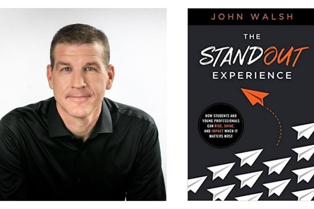 John Walsh, Founder and CEO of StandoutX