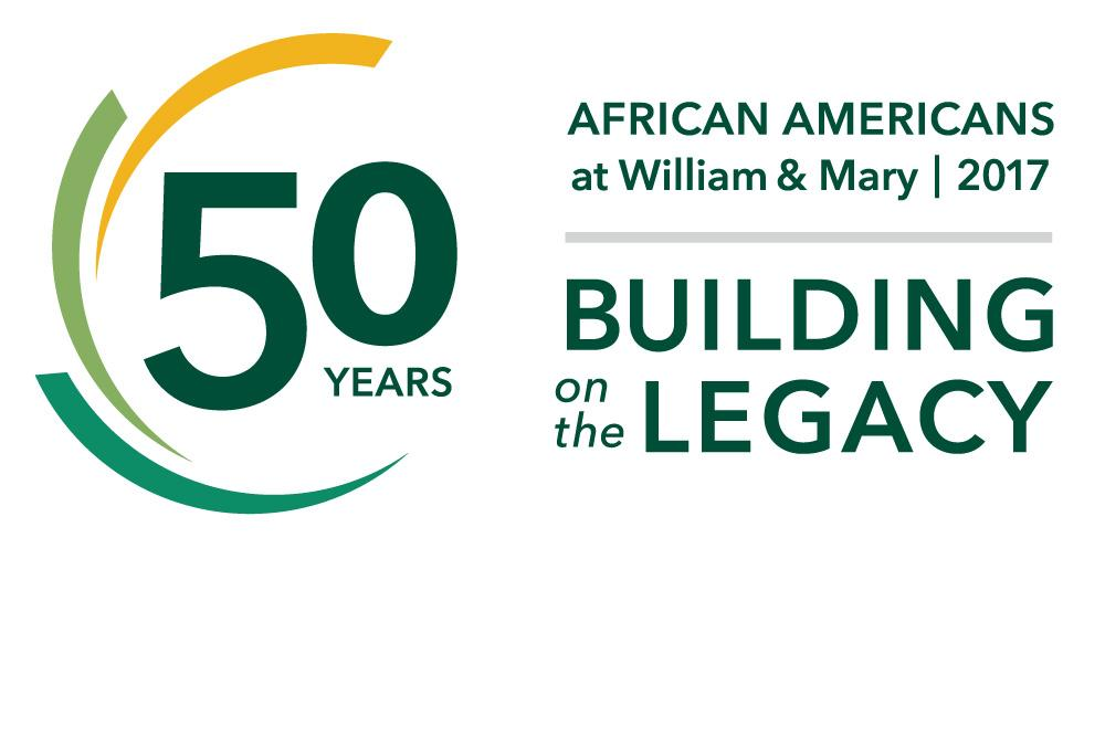 50th Anniversary Celebration of African Americans in Residence at William & Mary