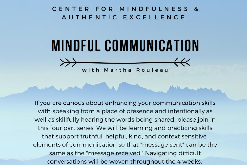 mindful comm