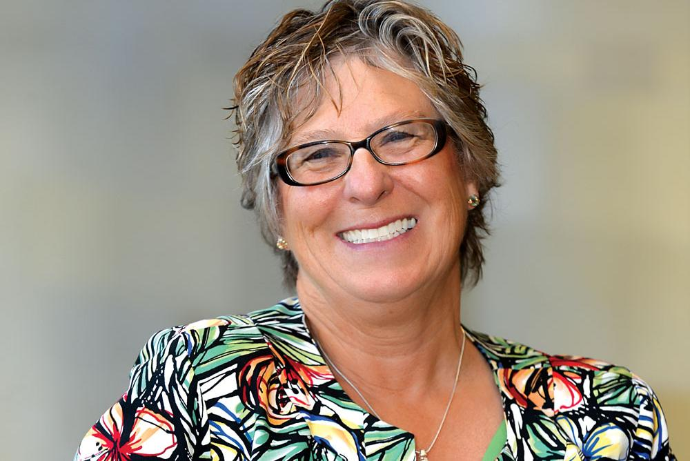 Photo of Dr. Vicki McConnell