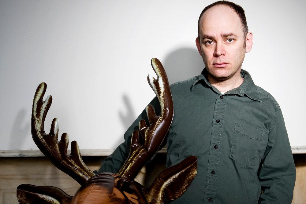 Comedian Todd Barry