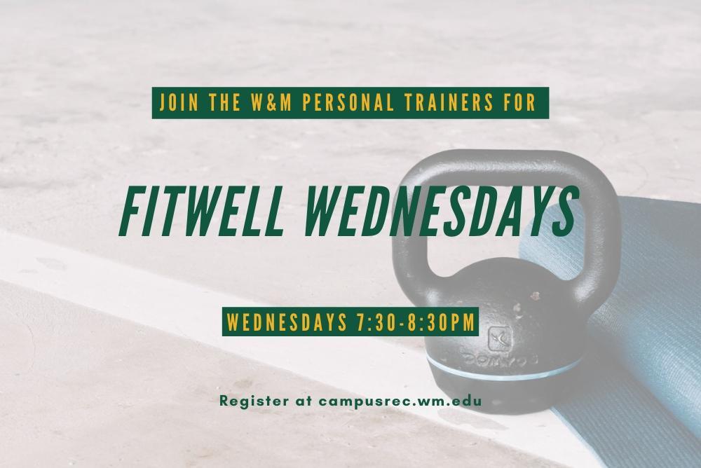 FitWell Wednesdays