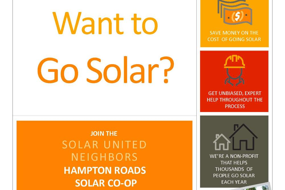 Solar Co-op Flyer
