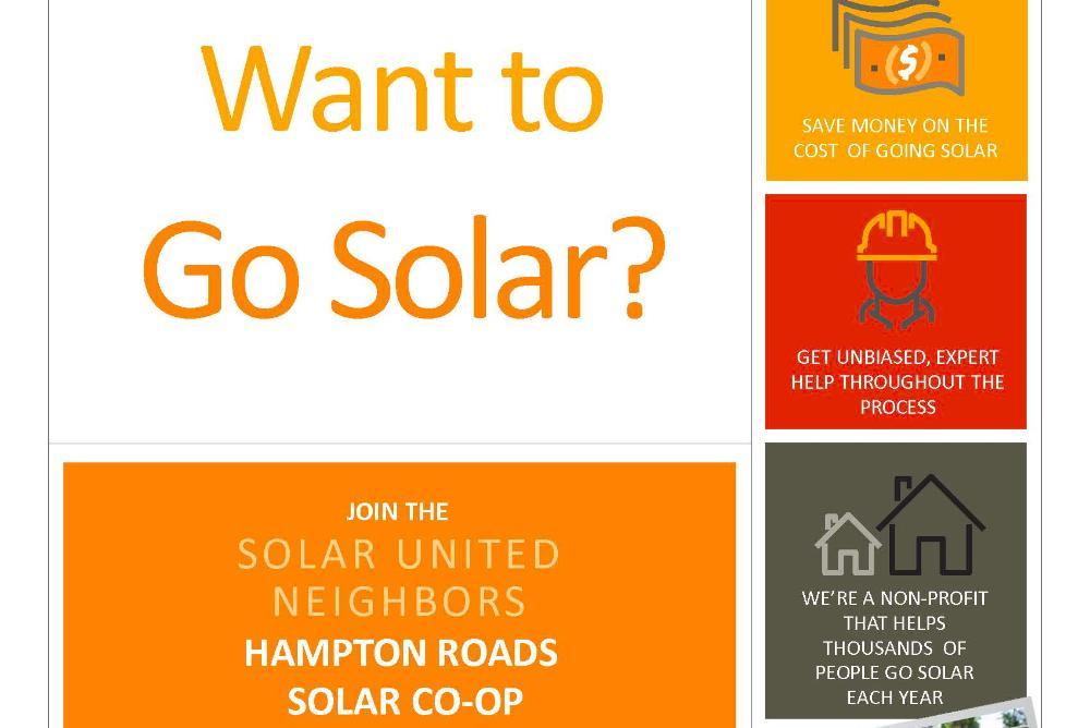 Solar Co-op Flyer