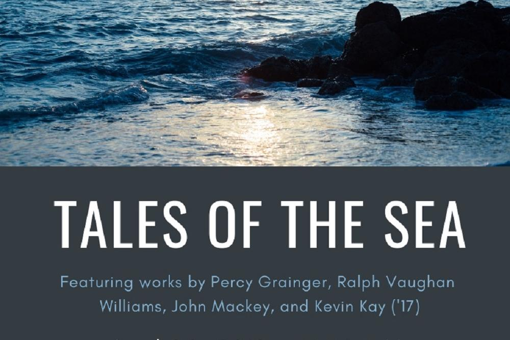 The William and Mary Wind Ensemble presents TALES OF THE SEA
