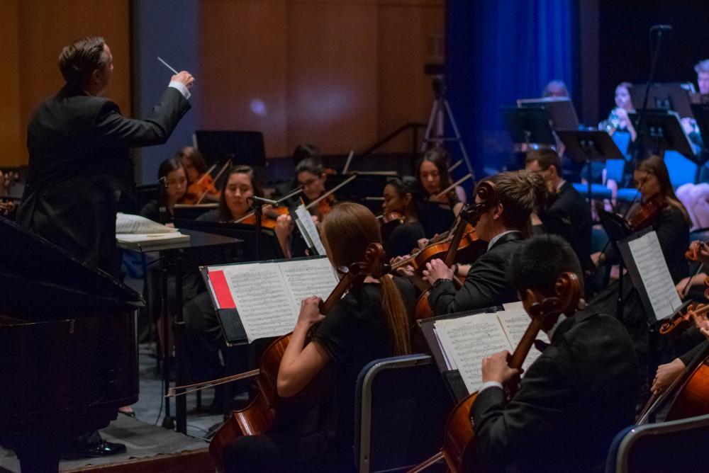 William & Mary Symphony Orchestra