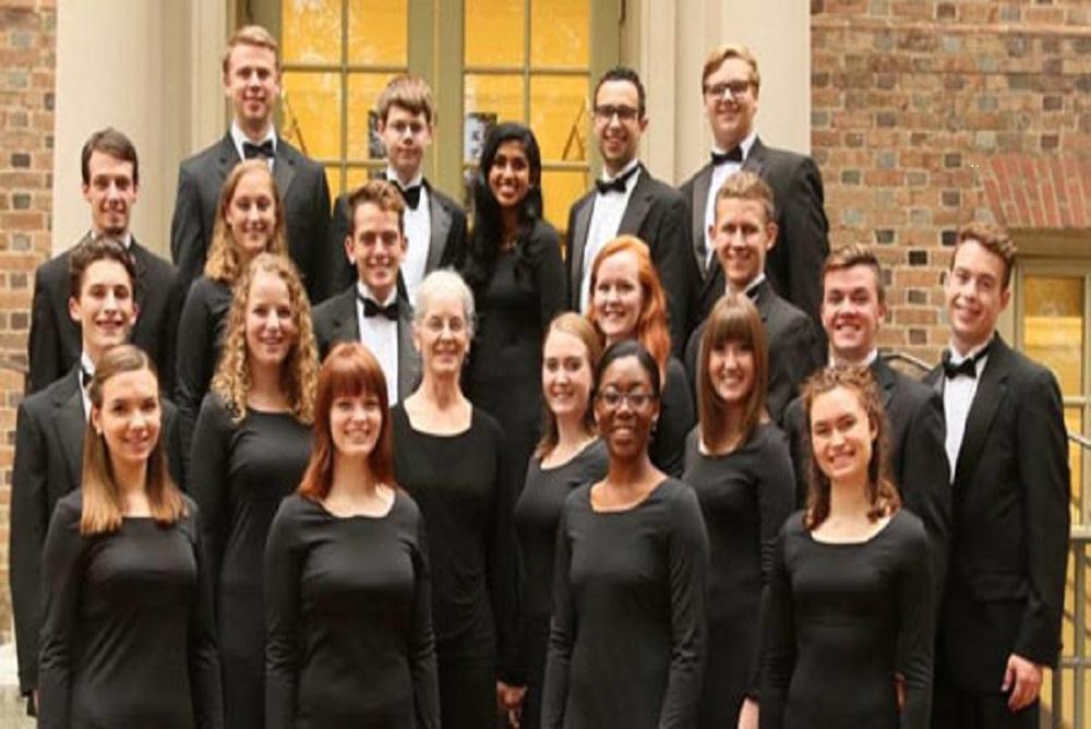 The Botetourt Chamber Singers