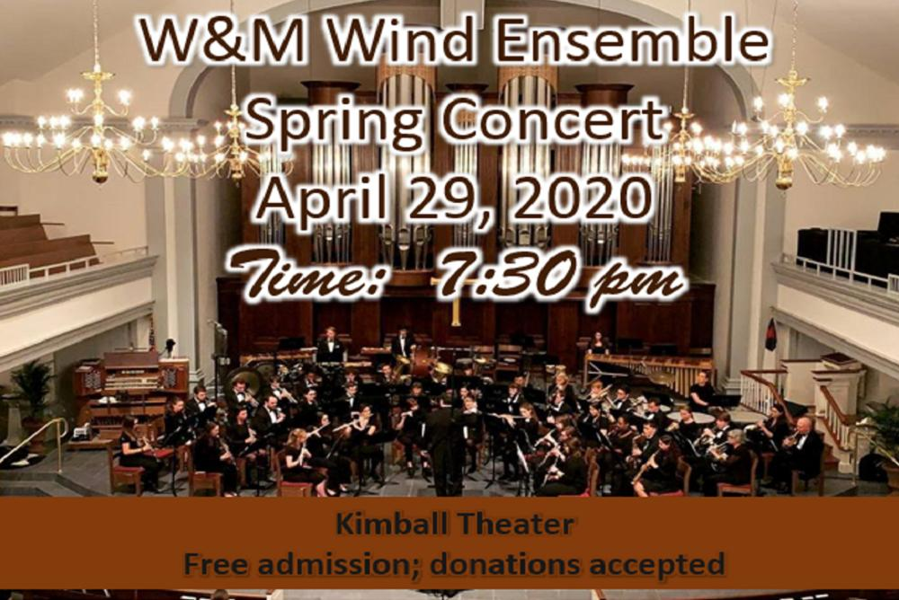 W&M Wind Ensemble