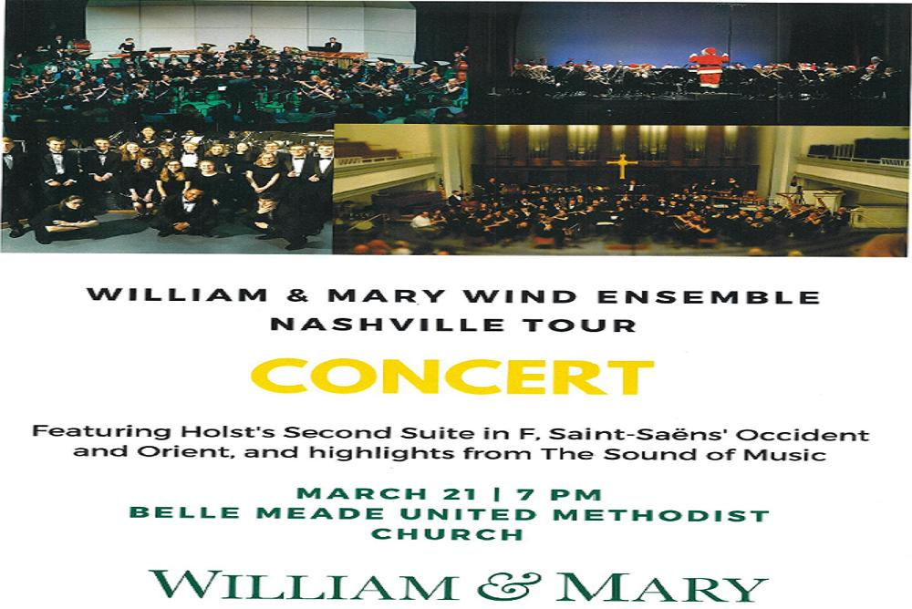 William & Mary Wind Ensemble