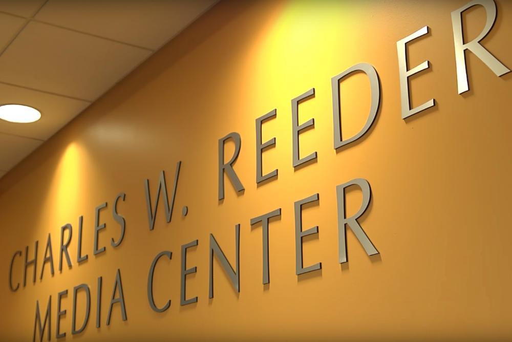 Charles W. Reeder Media Center