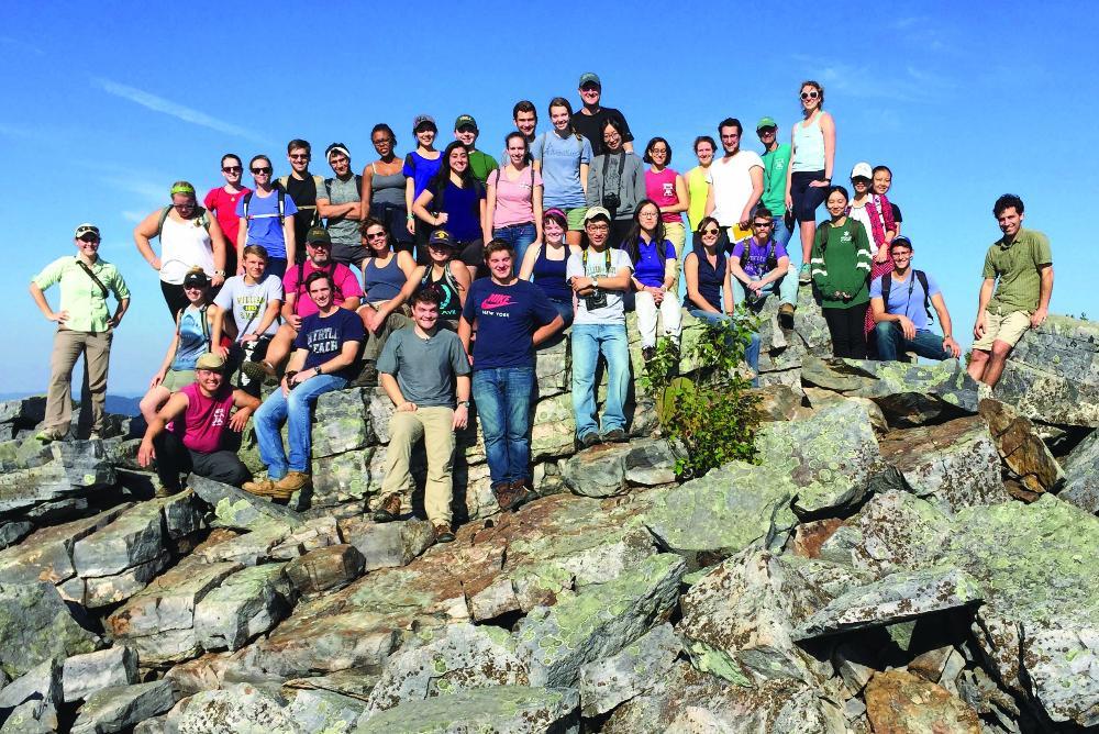 geology, field trip, departmental trip