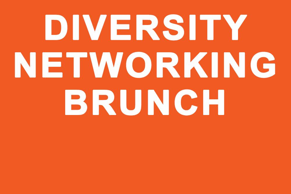 Text image Diversity Networking Brunch