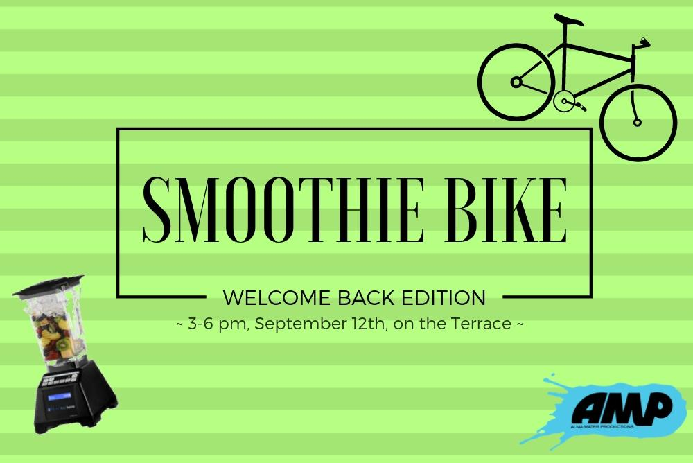 Smoothie bike flier