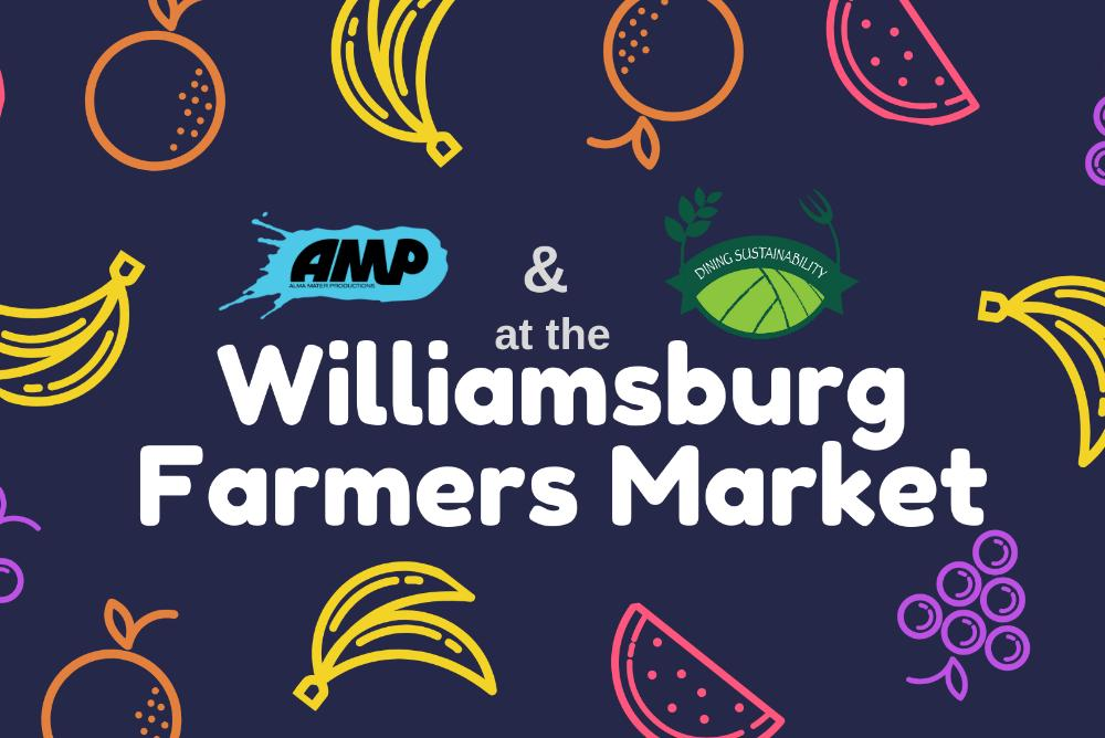 Williamsburg Farmers Market AMP Day cover photo
