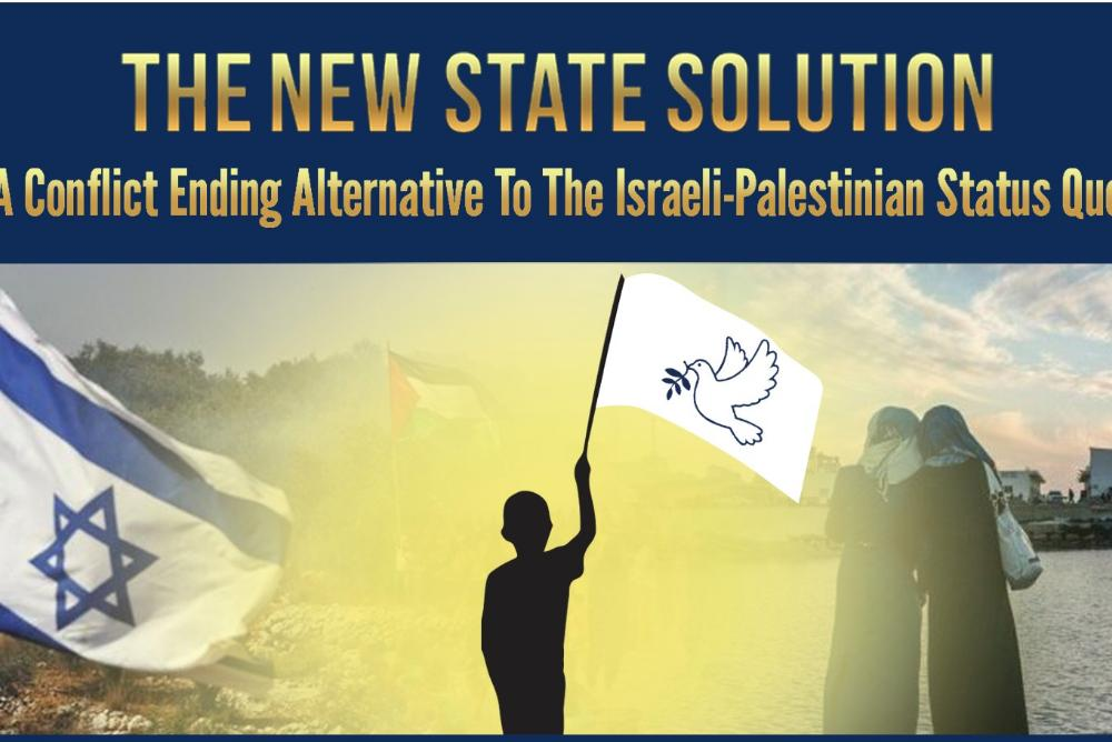 A conflict-ending alternative to the Israeli-Palestinian status quo