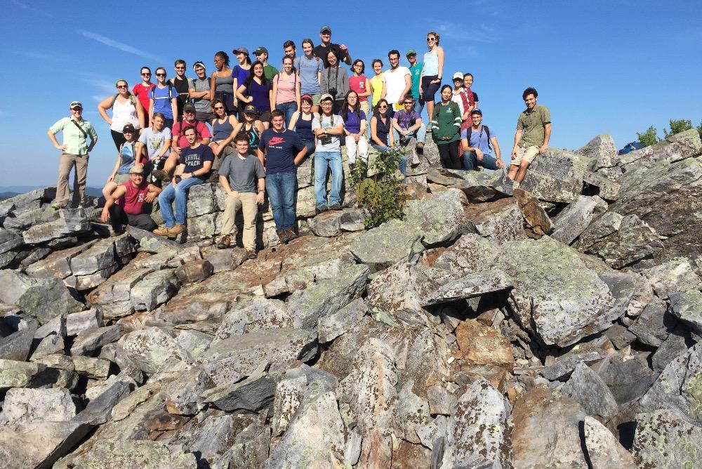 W&M GeologyDepartment Field Trip