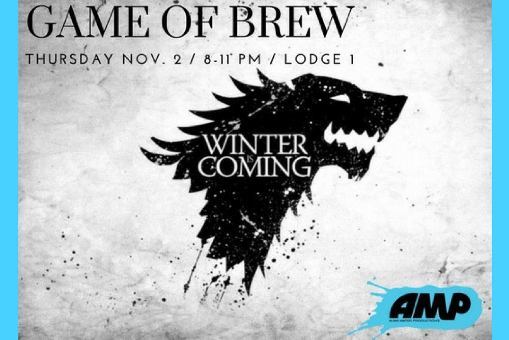 AMP / Game of Brew