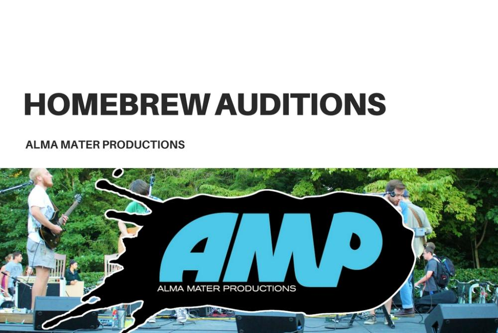 Homebrew Auditions