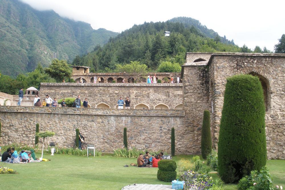 Pari Mahal, Kashmir