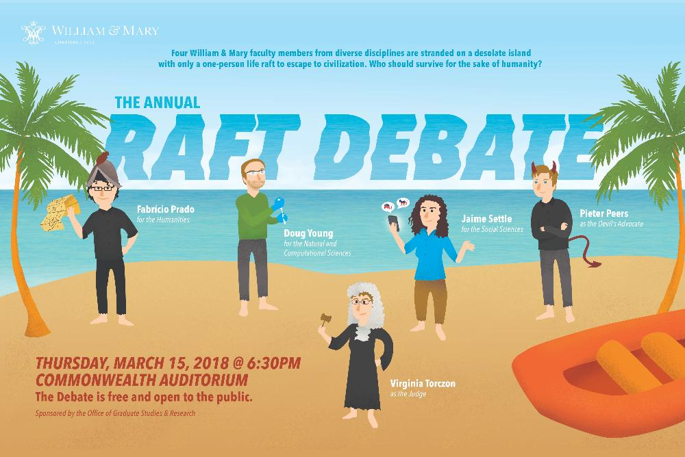 The 2018 Raft Debate