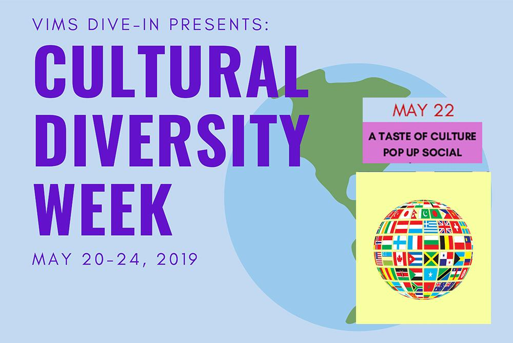 Cultural Diversity Week - Wednesday