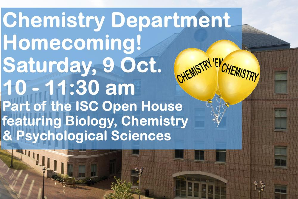 image of ISC building with text decribing event details