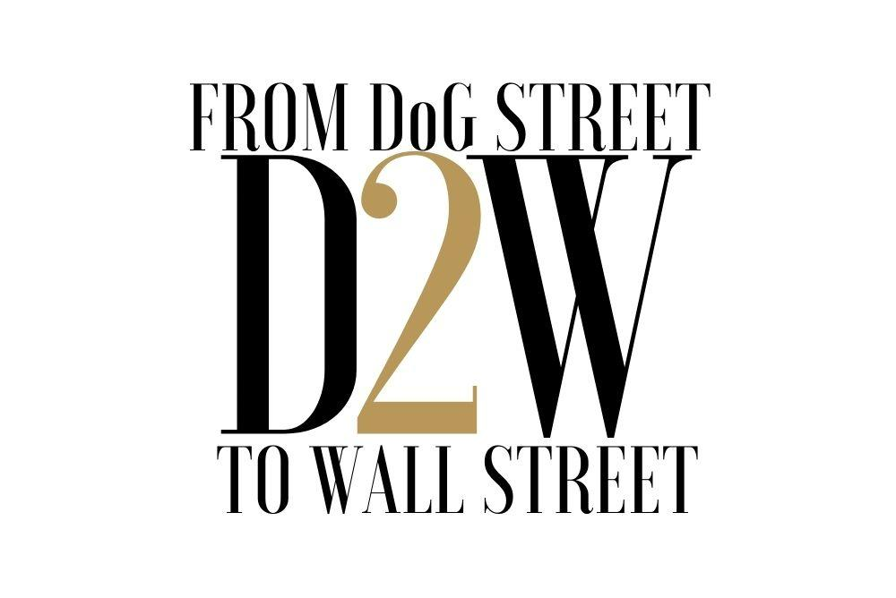 From DoG Street to Wall Street Conference logo