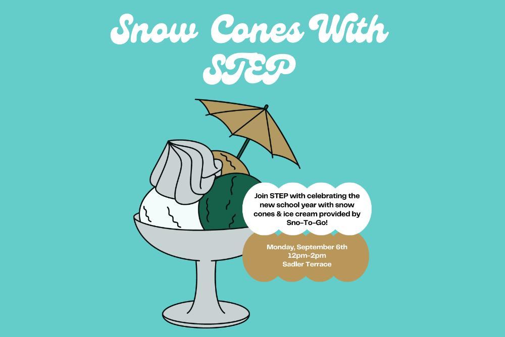 Snow cones canva graphic