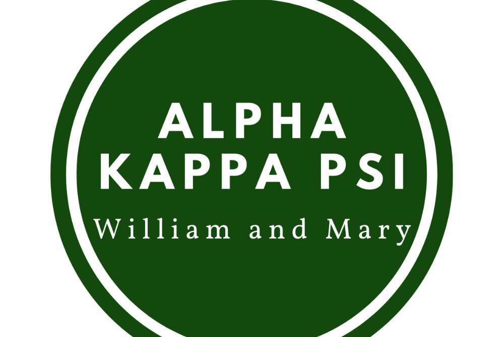 AKPsi official logo