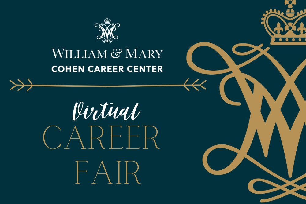 Cohen Career Center Virtual Career Fair