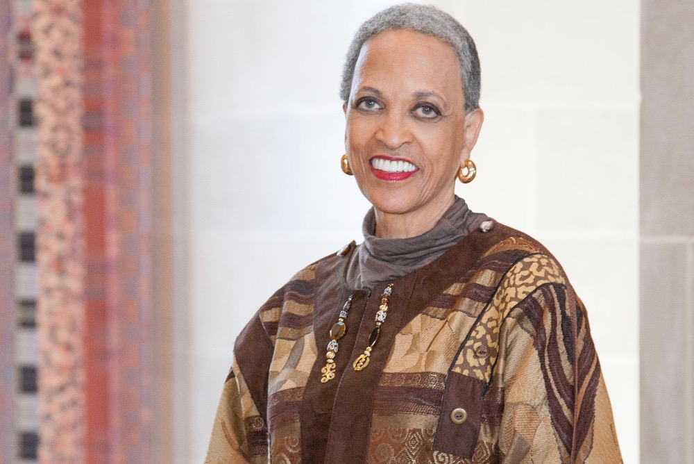 Dr. Johnnetta Betsch Cole (Photo Courtesy of American Alliance of Museums)