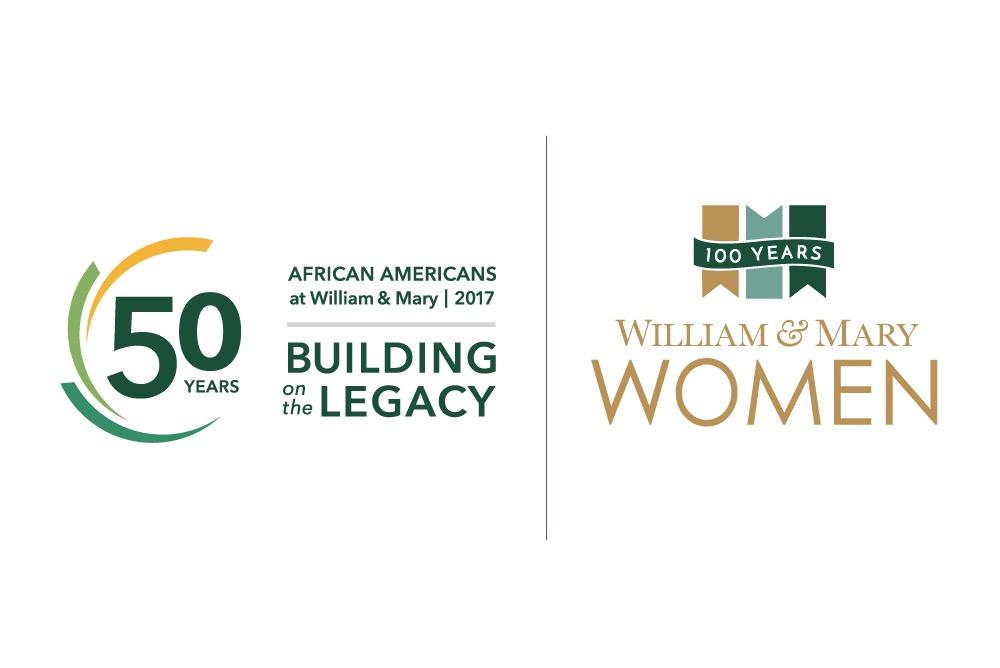 50th & 100th Anniversary Logos