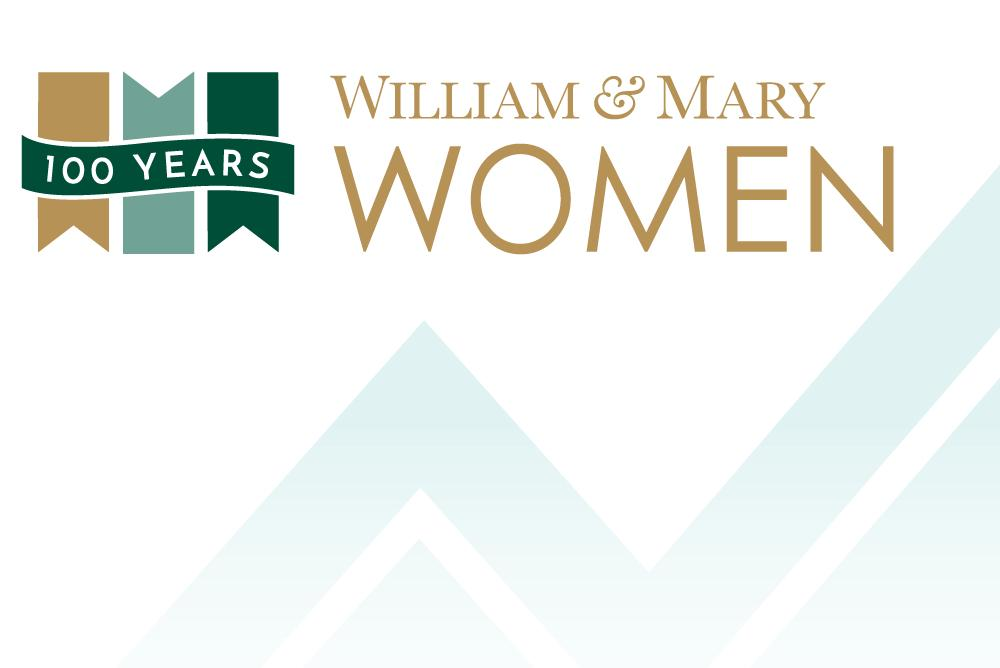 100 Years of Women at W&M