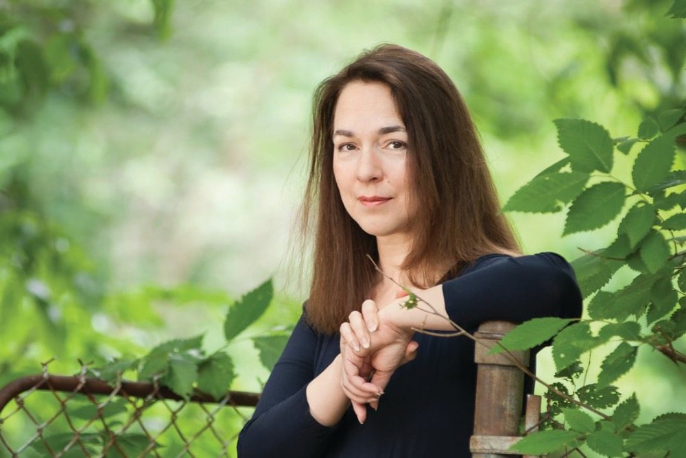 Lorrie Moore. Photograph: Zane Williams