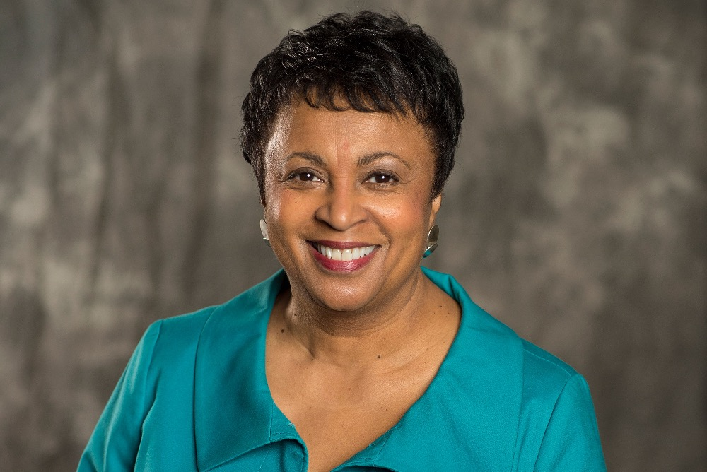 Dr. Carla Hayden HON '17, 14th Librarian of Congress