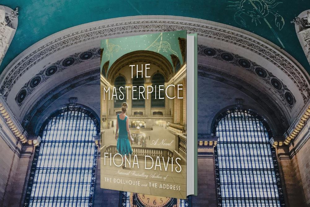 #fionadavis #themasterpiece
