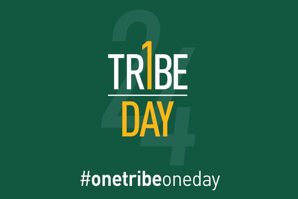 #onetribeoneday